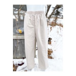 Vintage Cargo High Rise Wide Leg Casual Pant